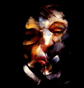 Yet another self portrait by Francis Bacon.