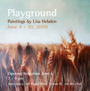 Playground Invite