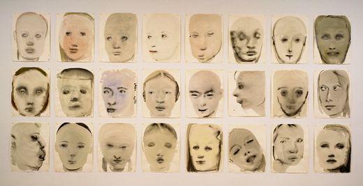 Chlorosis Love Sick by Marlene Dumas