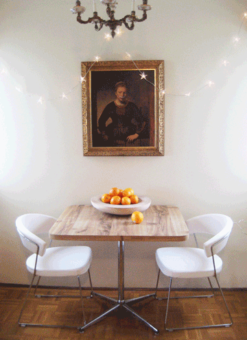 Dining Room Rembrandt Revisited