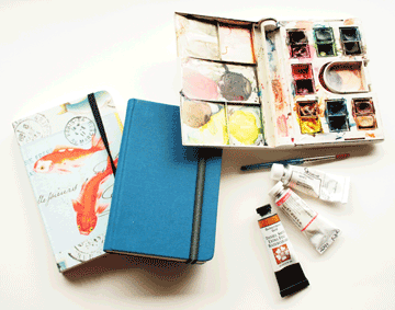 sketchbooks-paints